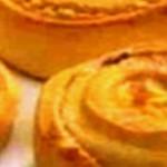 Meyveli Fındıklı Rulo Çörek