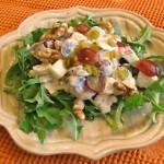 Tavuk waldorf salata